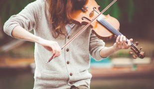 موسيقى كمان
