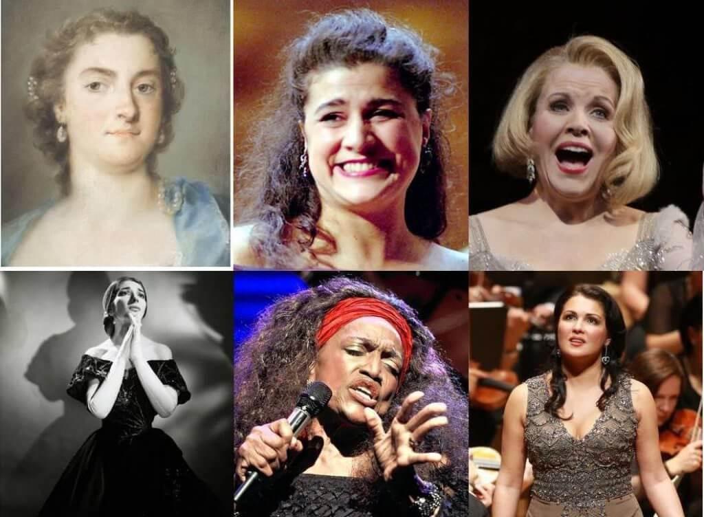 تعرف إلى أجمل 15 صوت سوبرانو عبر تاريخ الموسيقى