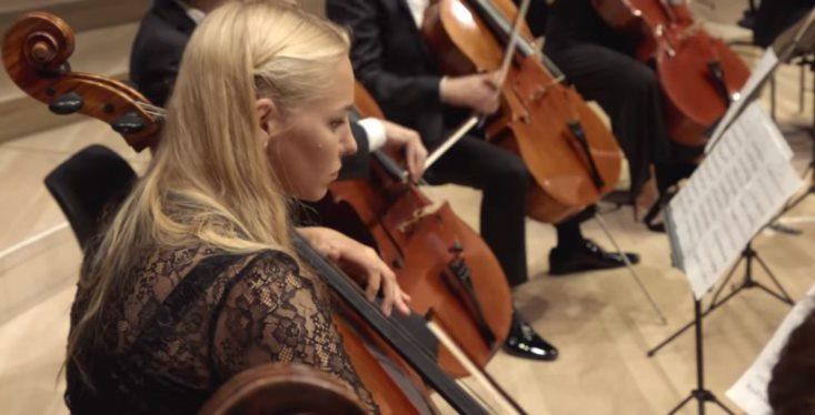 12 Cellos   Astor Piazzolla – Fuga Y Misterio