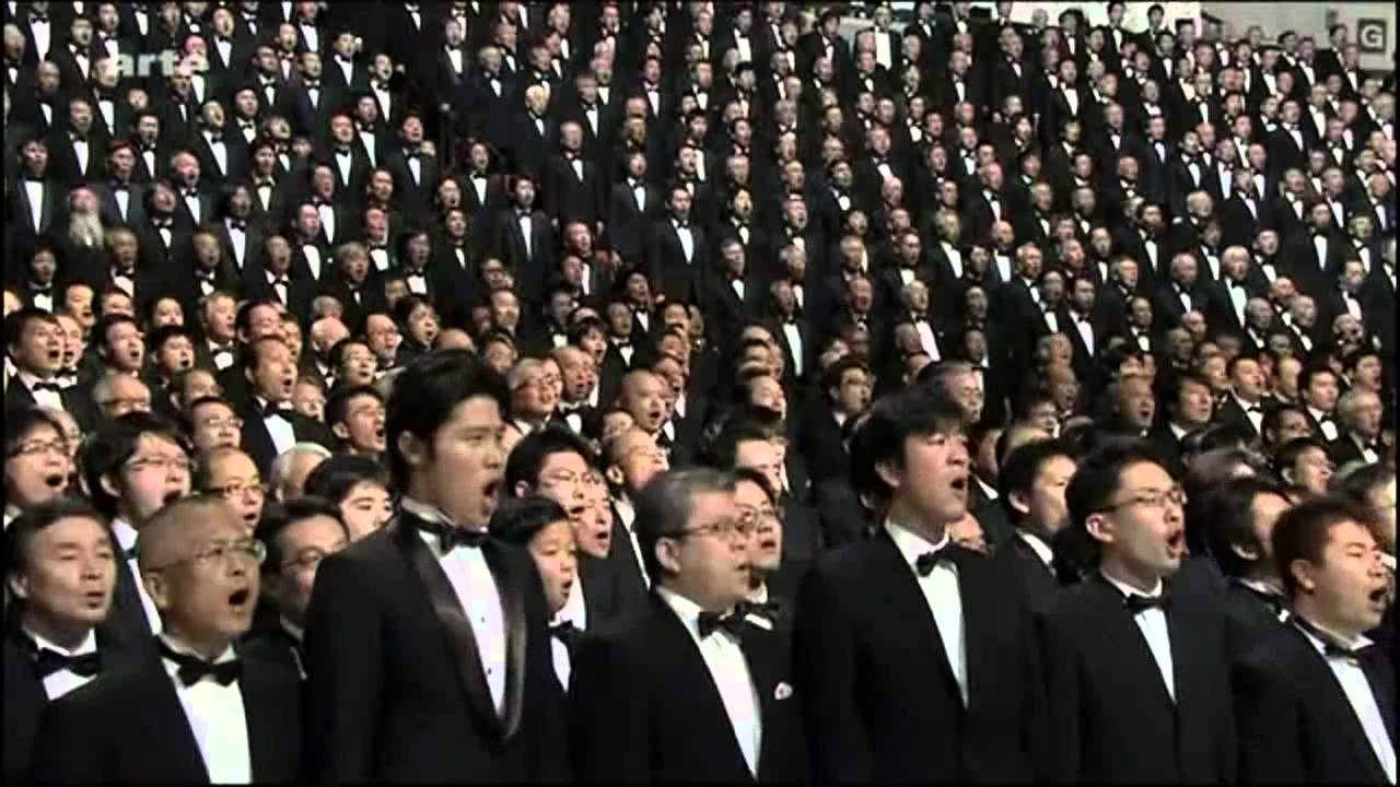 10,000 Japanese – Beethoven 9th (Ode to Joy)
