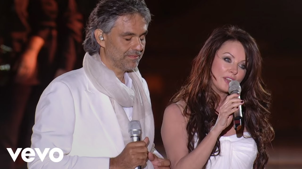 Time To Say Goodbye Andrea Bocelli ( Featuring Sarah Brightman)