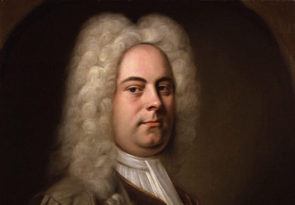 George Frideric Handel: Minuet In G Minor, Hwv 434