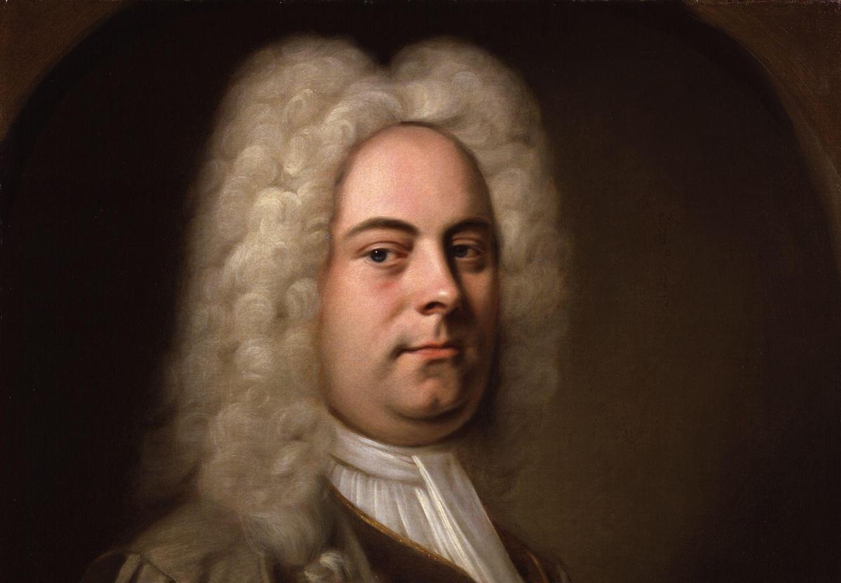 HANDEL: Minuet in G minor, HWV 434