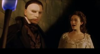 Phantom of the Opera: story