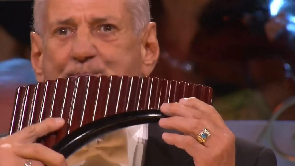 The Lonely Shepherd – André Rieu & Gheorghe Zamfir