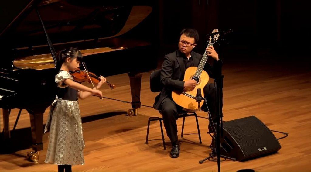 Piazzolla Café 1930 - violin