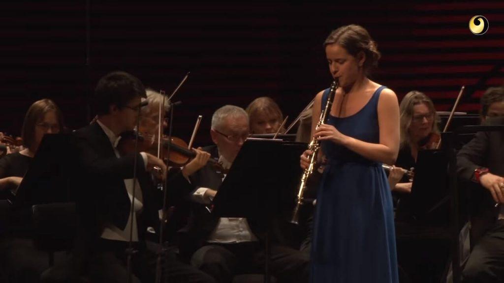 Arngunnur Árnadóttir clarinet