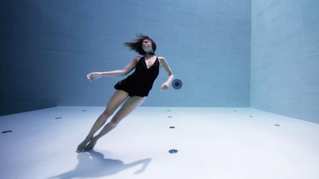 short film - Underwater dance
