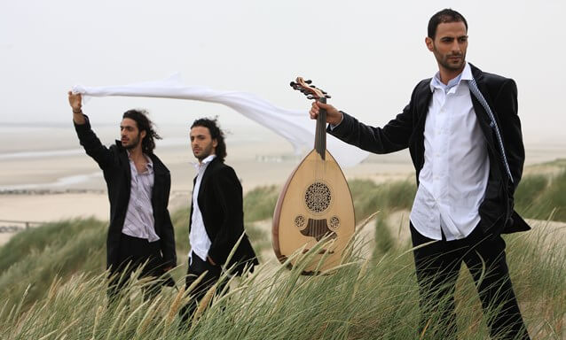 Arabic Oud Journey With Le Trio Joubran