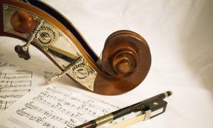 تحميل نوتات موسيقية للكمان للمبتدئين | 20+ نوتة لتبدأ مشوارك كعازف