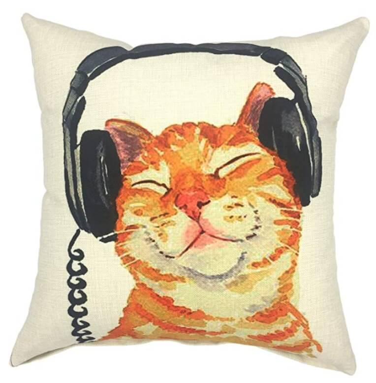 gift for music lovers - Pillow