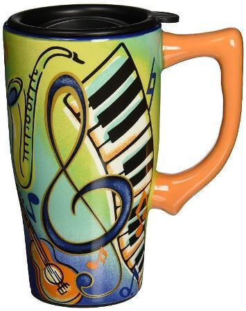 Music gift - cup