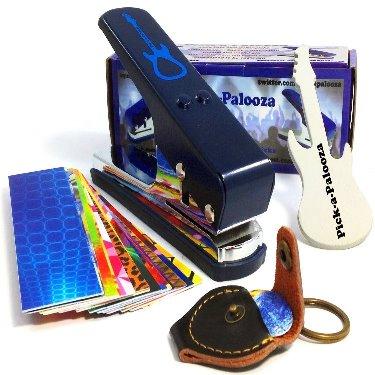 musician gift - guitar pick maker