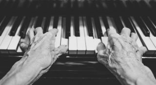 100 year old pianist