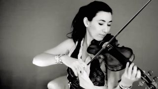 ave maria violin