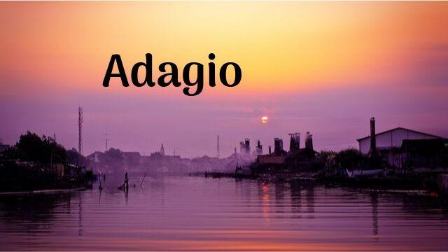 adagio classical music