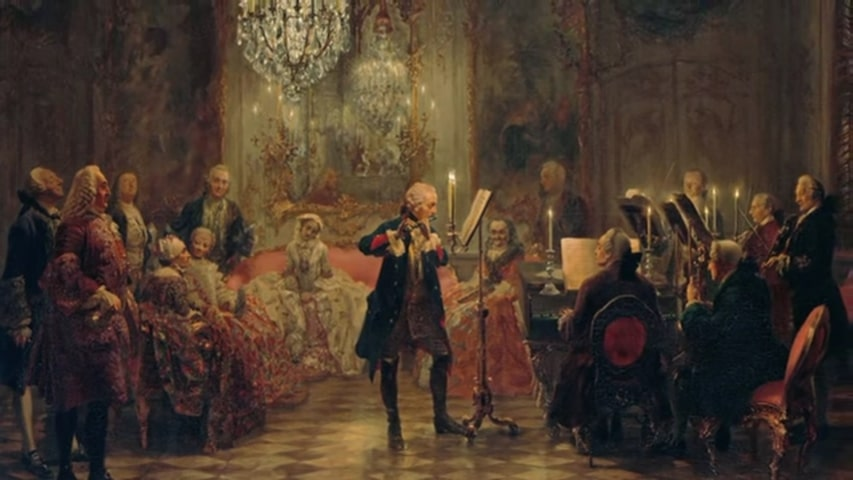 Masterpieces From The Baroque Period