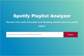 Spotify Playlist Analyzer